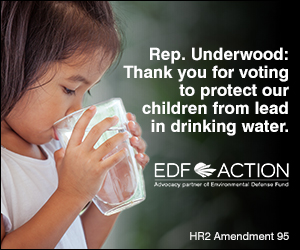 Thank you Rep. Underwood