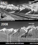 Glaciers of the Himalaya are Melting